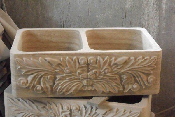 stone kitchen sink (1)