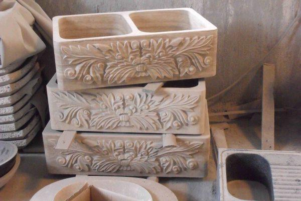 stone kitchen sink (3)