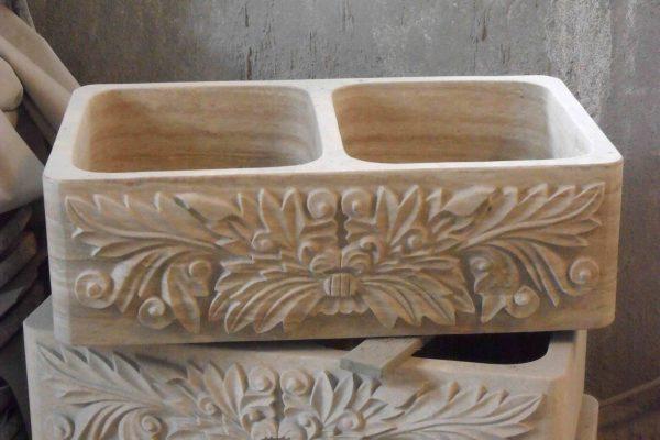 stone kitchen sink (4)