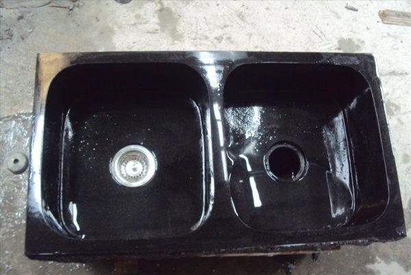 stone sink kitchen (4)