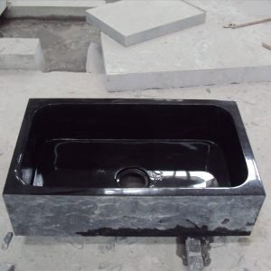undermount black kitchen sink (2)