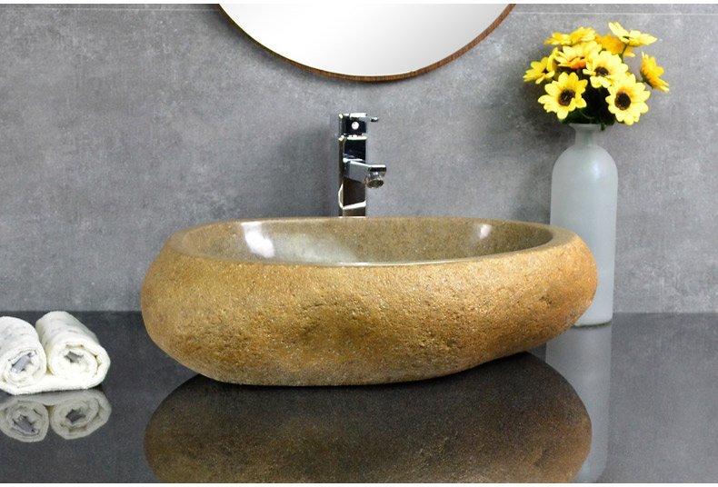 rock sink